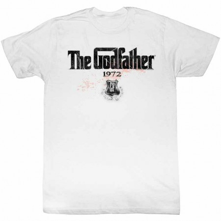 Godfather 1972 White TShirt