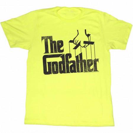 Godfather Logo Yellow TShirt