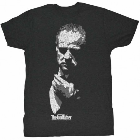 Godfather Godfather Shadow Black TShirt