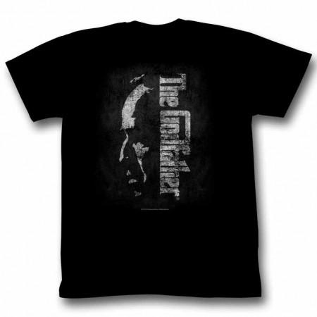 Godfather Shadow Black TShirt