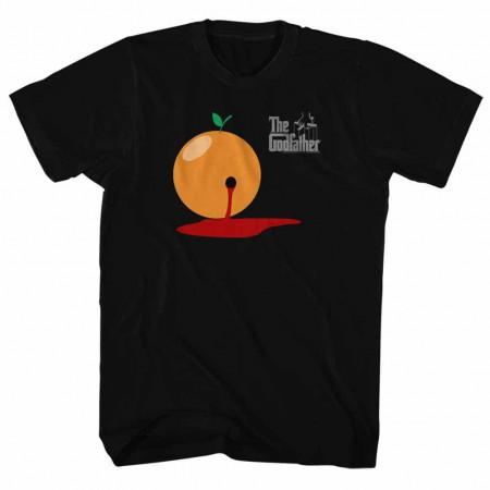Godfather Blood Orange Black TShirt