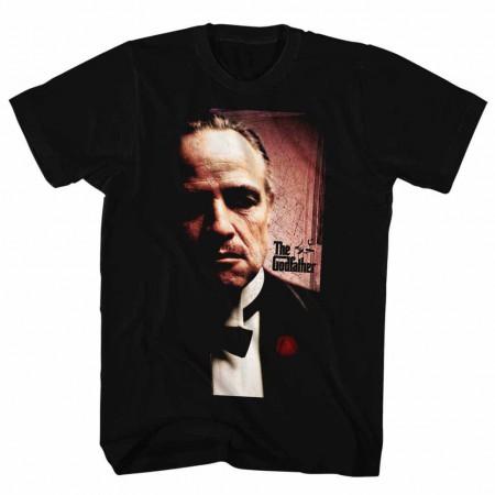 Godfather The Don Black TShirt