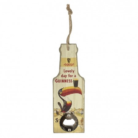 Guinness Nostalgic Toucan Hanging Bottle Opener