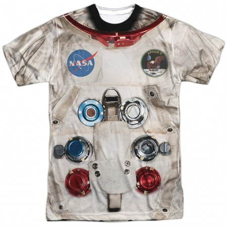 NASA Astronaut Costume Men's T-Shirt