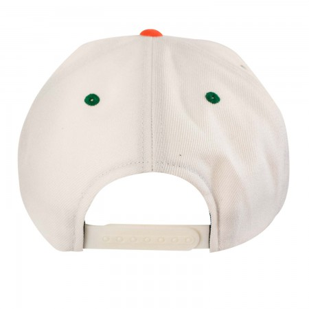 Guinness Irish Flag Snapback Hat