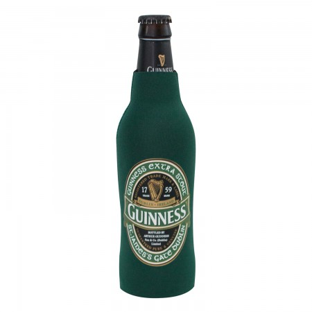 Guinness Round Logo Ireland Bottle Cooler