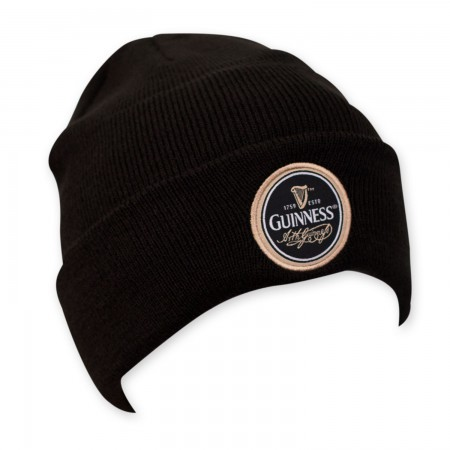 Guinness Roundpatch Beanie