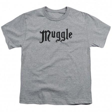 Harry Potter Muggle Youth Tshirt