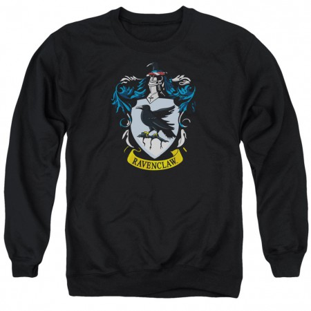 Harry Potter Ravenclaw Crest Crewneck Sweatshirt