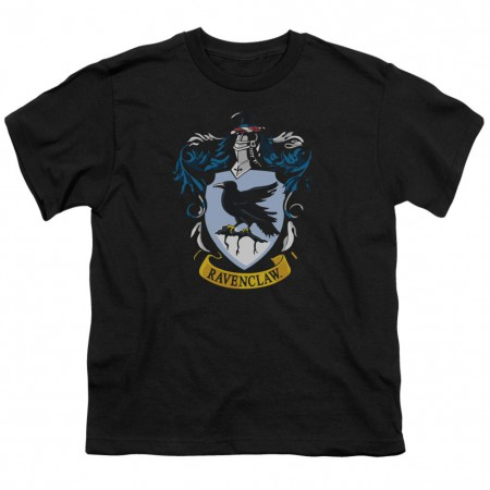 Harry Potter Ravenclaw Crest Youth Tshirt