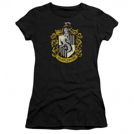Harry Potter Hufflepuff Crest Women's Tshirt