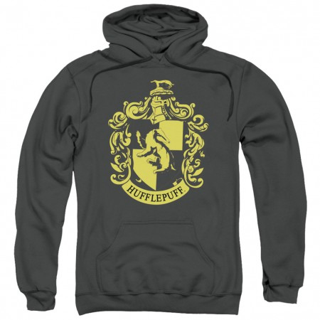 Harry Potter Hufflepuff Crest Hoodie