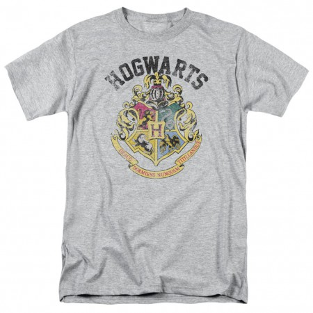 Harry Potter Hogwarts Crest Tshirt