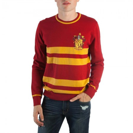 Harry Potter Gryffindor Jacquard Sweater