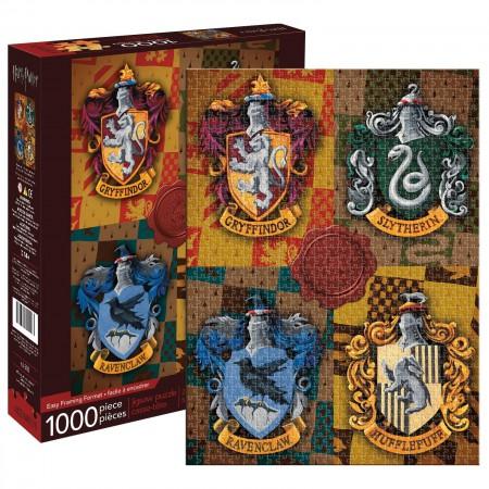 Harry Potter 1000 Piece Hogwarts Puzzle