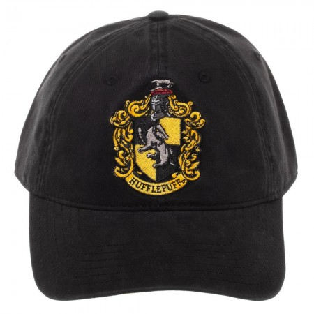 Harry Potter Hufflepuff Crest Hat