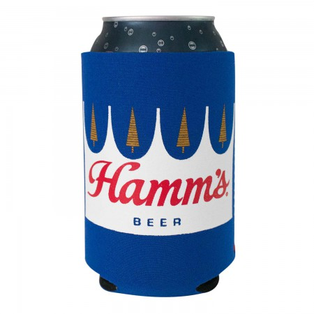Hamm's Beer Can Insulator Cooler