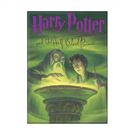 Harry Potter Half Blood Prince Magnet
