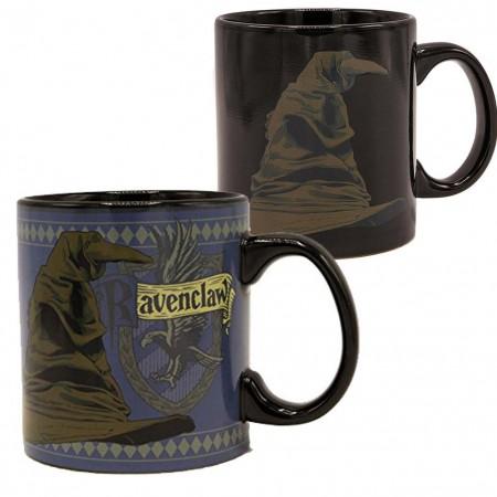 Harry Potter Sorting Hat Ravenclaw 20oz Heat Change Mug
