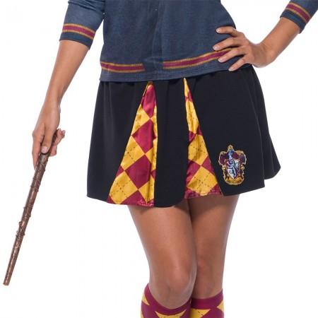 Harry Potter Gryffindor Adult Costume Skirt