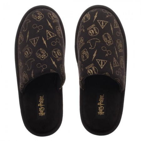 Harry Potter All Over Print Unisex Sandals