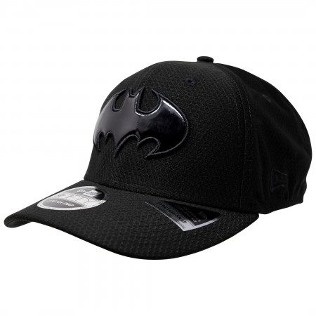 Batman 80th Reflective Logo New Era 9Fifty Adjustable Hat