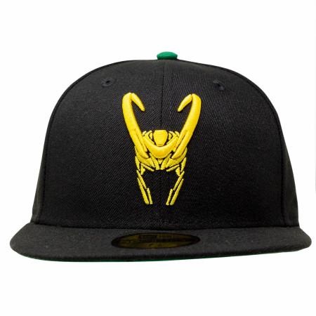 Loki Helmet New Era 59Fifty Fitted Hat