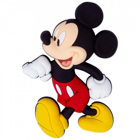 Mickey Mouse Soft Taking A Stroll Magnet