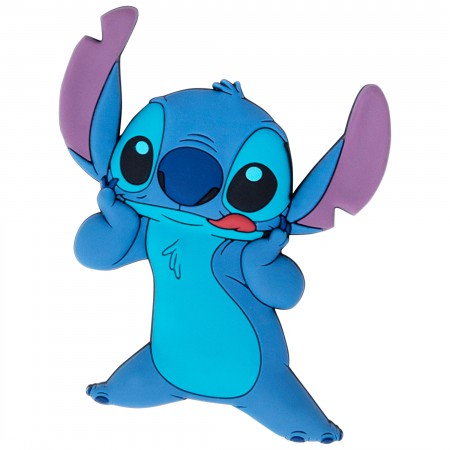 Lilo And Stitch Soft Blue Magnet