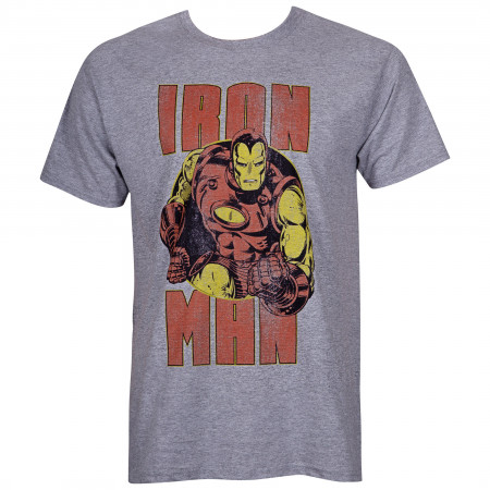 I Am Iron Man Men's T-Shirt