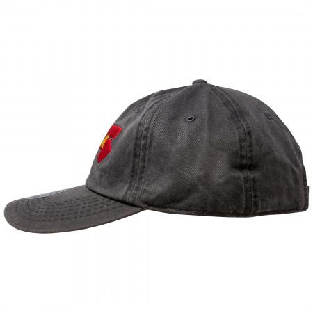 Godzilla Adjustable Strapback Dad Hat