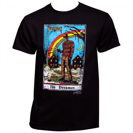 Nightmare On Elm Street The Dreamer Freddy Kreuger T-Shirt