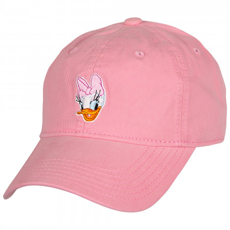 Disney Daisy Duck Pink Dad Hat
