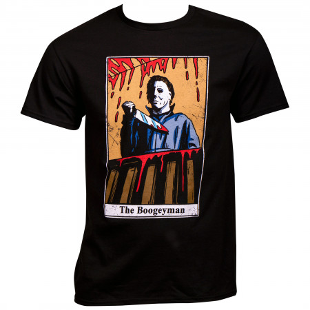 Mike Myers Halloween The Boogeyman T-Shirt
