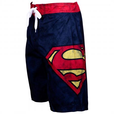 Superman Swim Shorts