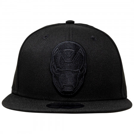 Long Live Iron Man MCU Memorial New Era 9Fifty Adjustable Hat