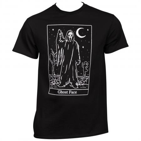 Scream Ghost Face Glow in the Dark T-Shirt