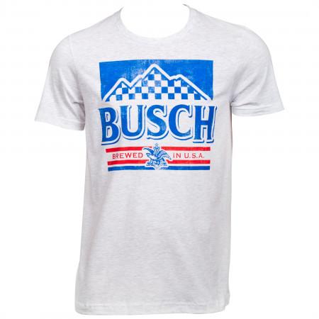 Busch Beer USA Racing T-Shirt