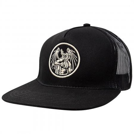 Stone Brewing Gargoyle Circle Logo Snapback Mesh Hat