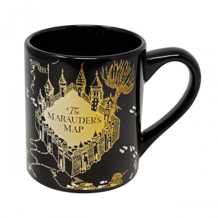 Harry Potter Marauder's Map 14 Ounce Mug