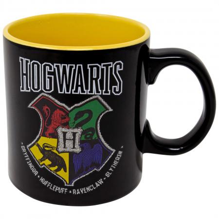 Hogwarts Crest 4-Color Varsity 20 oz. Mug