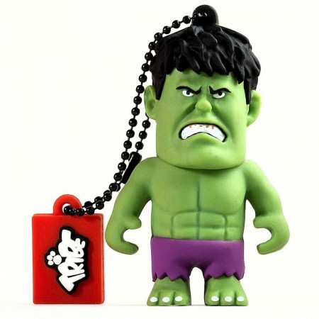 Incredible Hulk Green Superhero USB Flash Drive