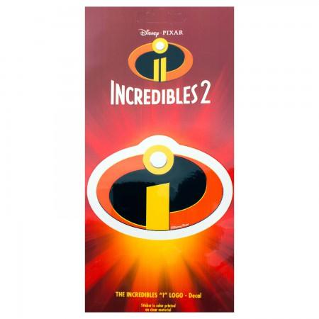 Disney Incredibles 2 Logo Decal Sticker