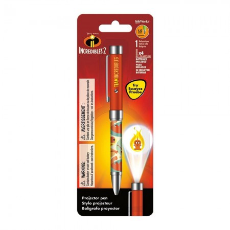 Incredibles 2 Projector Pen