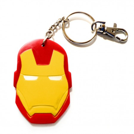 Iron Man Bendable Keychain