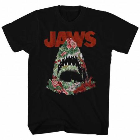 Jaws Inferior Black TShirt
