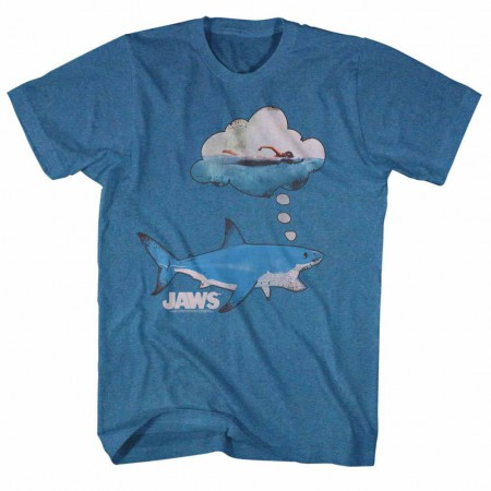 Jaws Dreamy Snacks Blue TShirt