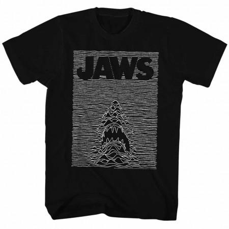 Jaws Jawdivision Black TShirt