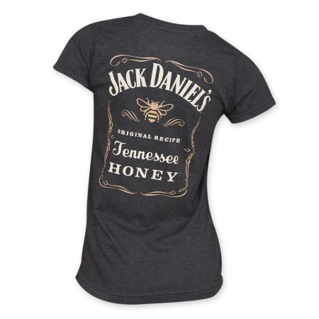 Jack Daniels Tennessee Honey Whiskey Women's T-Shirt