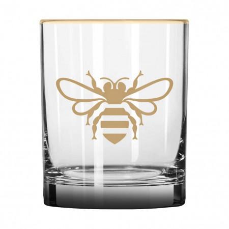 Jack Daniels Tennessee Honey Elite Rocks Glass
